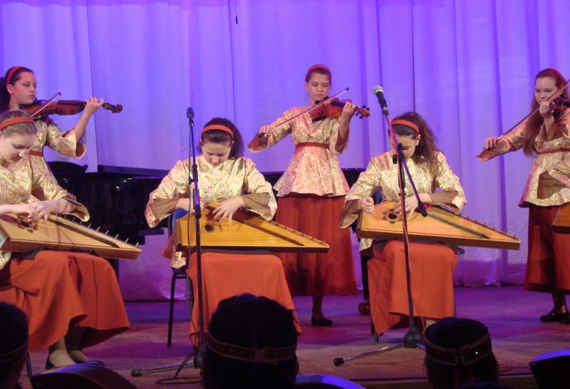 Конкурс народных инструментов в нижнем новгороде